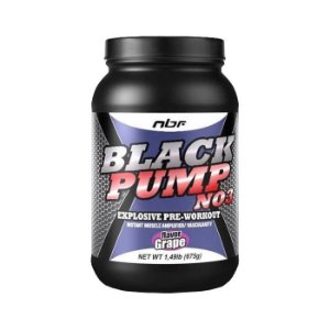 Black Pump NO3 (675g) - NBF Nutrition