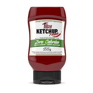 Ketchup Picante Zero (350g) Mrs Taste