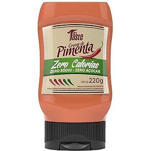 Creme de Pimenta Zero (220g) Mrs Taste