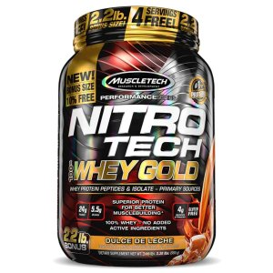 Nitrotech Whey Gold (1.02kg) Muscletech