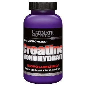 Creatina Monohidratada (300g) Ultimate Nutrition