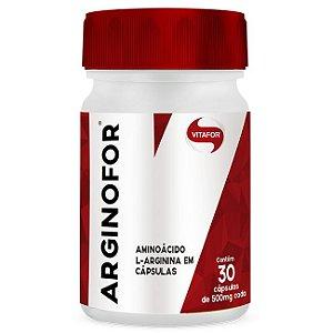Arginofor (60 cápsulas) Vitafor