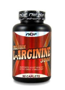 Arginina (90 cápsulas) NBF Nutrition
