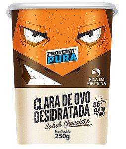 Clara de Ovo Desidratada (250g) Proteína Pura