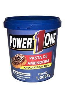 PASTA DE AMENDOIM (1kG) POWER1ONE
