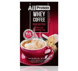 Whey Coffee (25g) All Protein