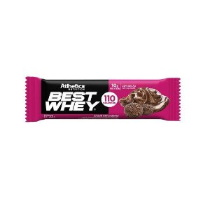 Best Whey Bar (1 unidade) Atlhetica Nutrition