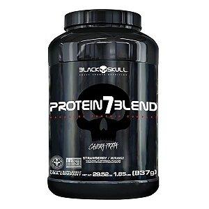 Protein 7 Blend (837g) Black Skull