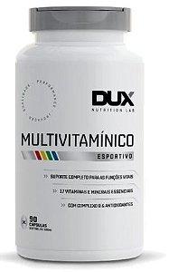Multivítaminico (90 capsulas) DUX Nutrition
