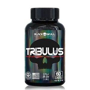 Tribulus Terrestris (60 cápsulas) Black Skull