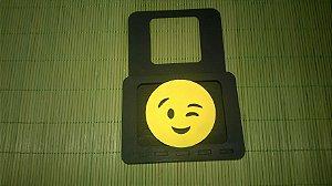 Suporte para carregador e celular Smile