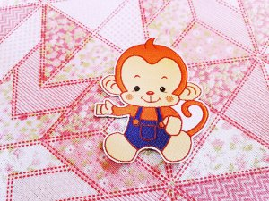 Patch macaco