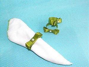 Porta-guardanapo modelo laço Channel