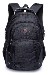 Mochila Masculina Para Notebook Anti furto Executiva com cadeado