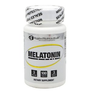 Melatonina 3mg Applied Nutriceuticals - 100 comprimidos