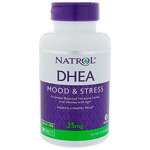 DHEA 25MG, NATROL, 300 COMPRIMIDOS