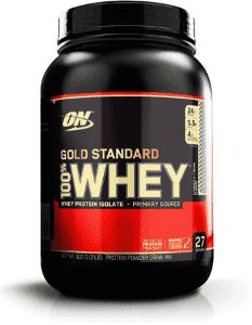 Whey Protein Gold Standard 2 Lbs - (909 gr) - ON