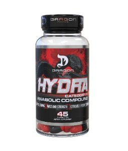 Hydra - Dragon Pharma, 45 CÁPSULAS