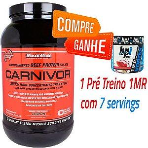 Carnivor - (1.044g) MUSCLEMEDS