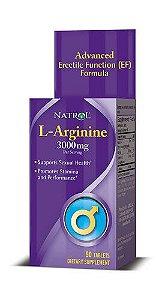 L-Arginina, Natrol, 3000 mg, 90 comprimidos
