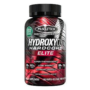 Hydroxycut Hardcore Elite (100 CÁPSULAS) - MUSCLETECH