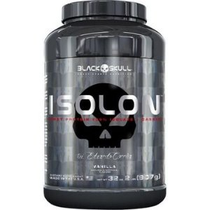 ISOLON (907G) - BLACK SKULL