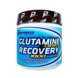 Glutamina Science Recovery Powder 300g - Performance Nutrition