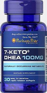7-Keto® DHEA 100 mg - 30 Capsulas