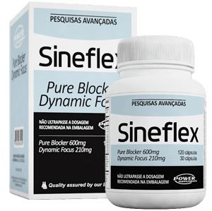 Sineflex 150 Cápsulas - Power Supplements