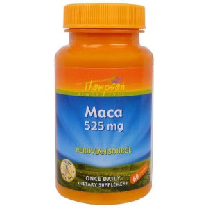 MACA - 525MG - 60 CÁPSULAS - THOMPSON