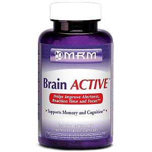 Brain Active (Cérebro ativo) MRM, 90 Capsulas Vegetarianas