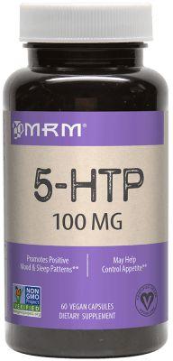 5-HTP Mrm 100 mg, 60 cápsulas