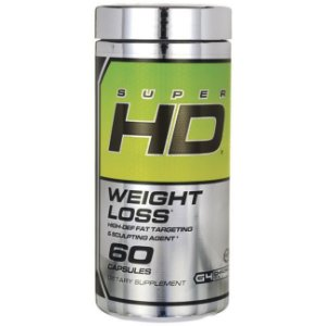Super Hd Cellucor, Perda de Peso, 60 Cápsulas