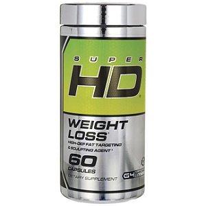 Super Hd Cellucor, Perda de Peso, 60 Cápsulas