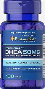 Dhea Puritan's Pride 50mg -100 Comprimidos