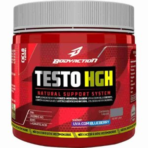 Testo HGH Body Action 150 Gr