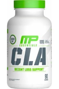 CLA MusclePharm 1000 mg, 90 Cápsulas