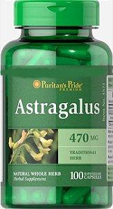 Astragalus – 470mg - 100 Cápsulas