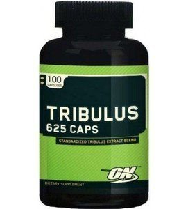 Tribulus Terrestris 625 (100 cápsulas) - Optimum Nutrition