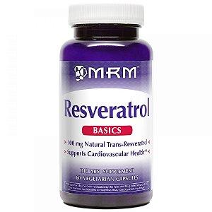 Resveratrol  100MG, MRM - 60 cápsulas