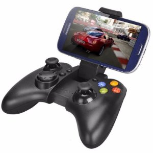 Controle Bluetooth XTRAD Wireless Gamepad Joystick iOS Android telefone Tablet PC Mini PC portátil TV BOX