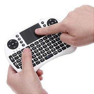 Mini Teclado sem fio com Touchpad Knup