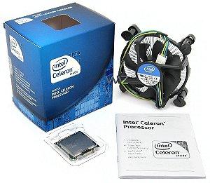 Processador Intel Celeron G1610, Cache 2MB, 2.6Ghz, LGA1155 BX80637G1610