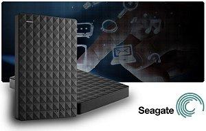 HD Externo Portátil Seagate Expansion 1TB USB 3.0 STEA1000400