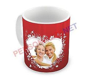 Caneca Personalizada em Ceramica - Dia das Mães - 02