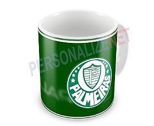Caneca Personalizada em Ceramica - Palmeiras
