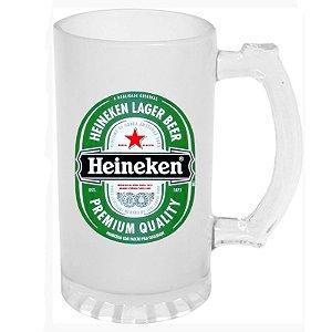 Caneca de Chopp Jateada Heineken
