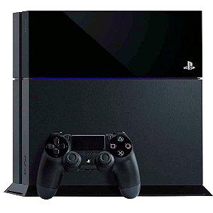 Console Playstation 4 Slim 500Gb Novo Modelo Ps4 - Sony
