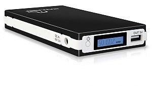 Bateria Externa Para Notebook 13.200 Mah 37a Multilaser