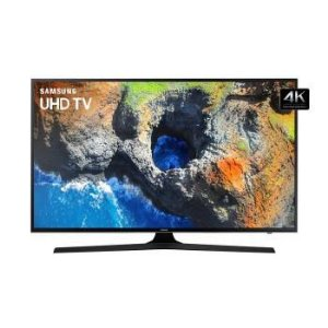 Tv 65P Samsung Led 4K Smart Wifi Usb Hdmi - Un65Mu6100Gxzd